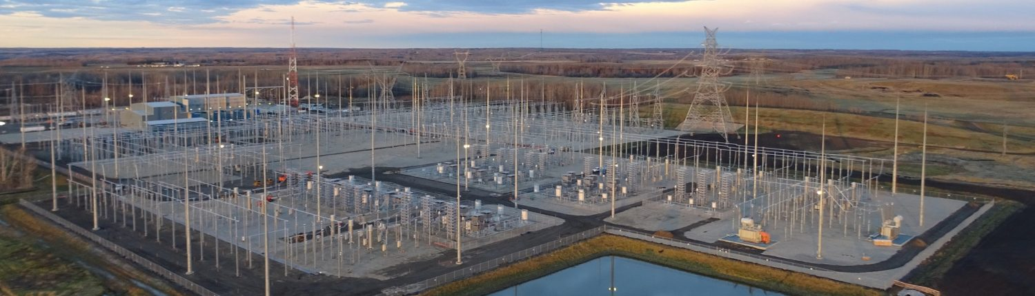 Electrical Substation, designed and built by Chemco